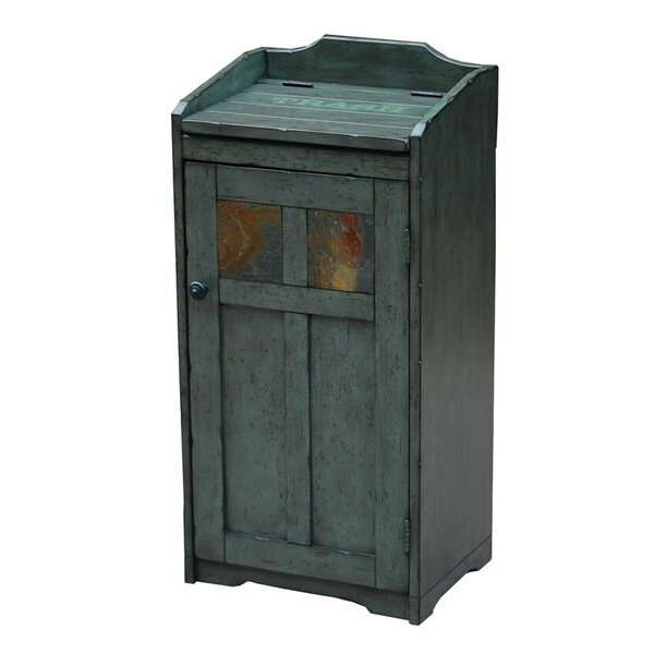 Wood 13 Gallon Trash Can by Sunny Designs
