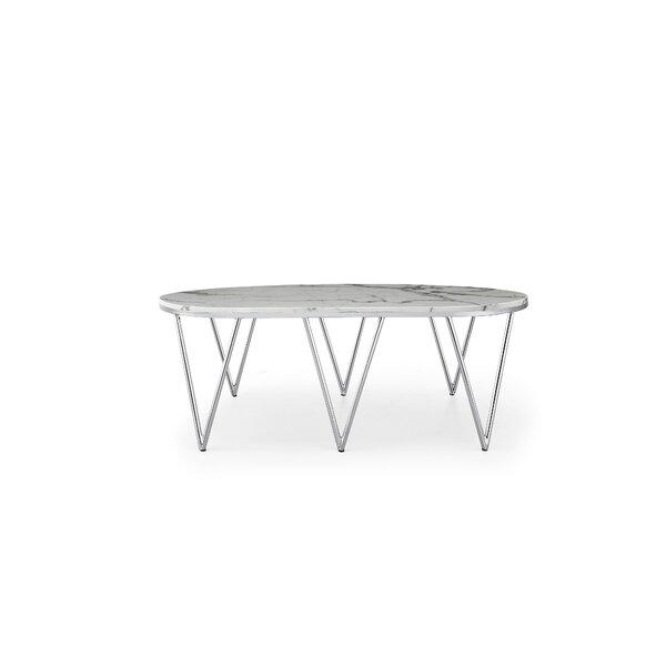 Shamus Coffee Table By Everly Quinn
