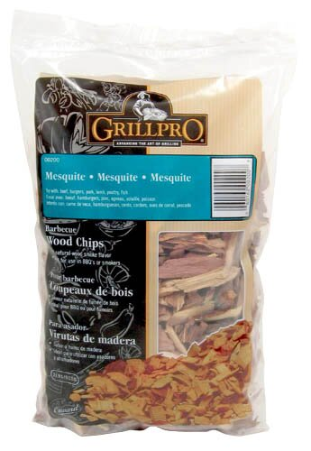 Mesquite BBQ Flavored Wood Chip by Grillpro