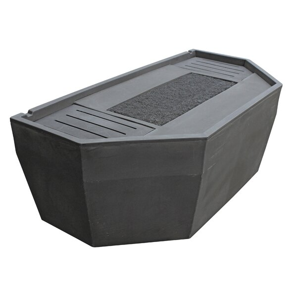 Basin ONLY for Formal Waterfall with Splash Mat by Pond Builder