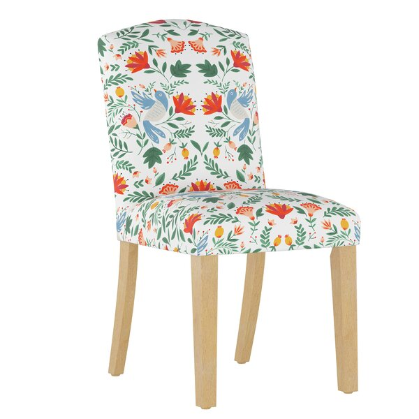 Buxton Upholstered Dining Chair by Wrought Studio