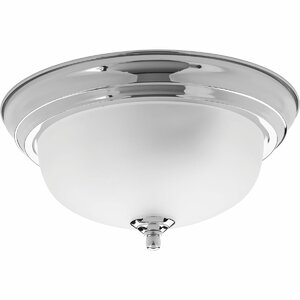 Kerri 1-Light Flush Mount