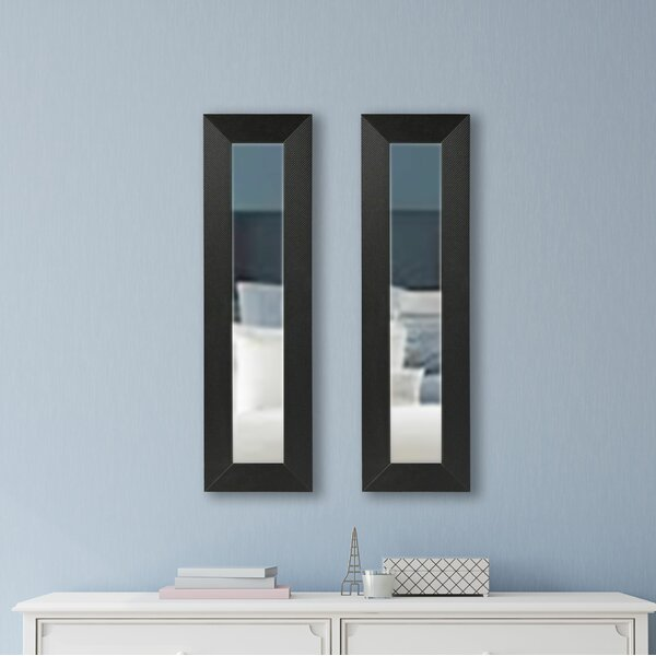 Panel Accent Mirror (Set of 2) by Corrigan Studio