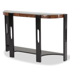 Montecristo Console Table by Michael Amini (AICO)