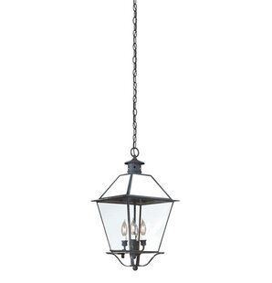 Trend Theodore 4-Light Outdoor Hanging Lantern By Darby Home Co