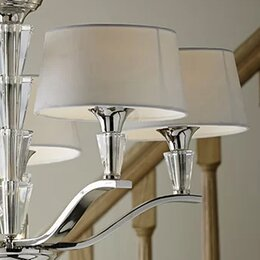 Lamp shades ceiling table lamp shades wayfair chandelier lamp shades aloadofball Image collections
