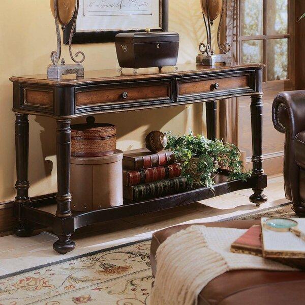 Preston Ridge Console Table by Hooker Furniture Hooker Furniture