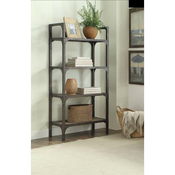 Review Mcdermott Etagere Bookcase