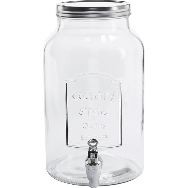 Country 195 Oz. Dispenser by Circle Glass