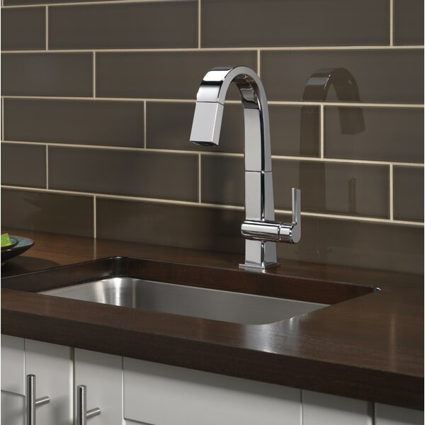 Pivotal Pull Down Touch Bar Faucet with Touch20 Te
