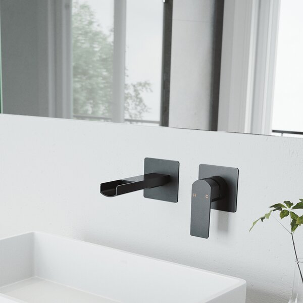 Atticus Wall Mounted Bathroom Faucet by VIGO