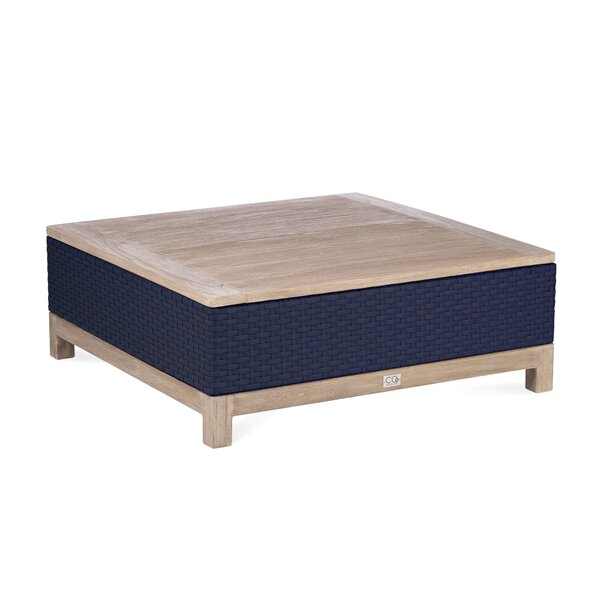 Angelica Solid Wood Coffee Table by Longshore Tides