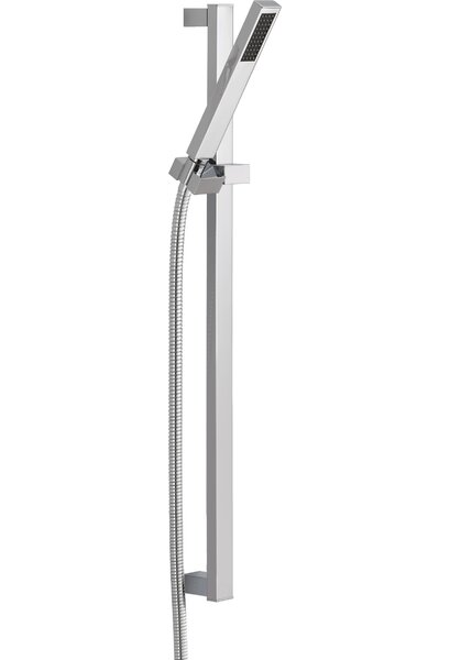 Vero Full Slide Bar Shower Head by Delta