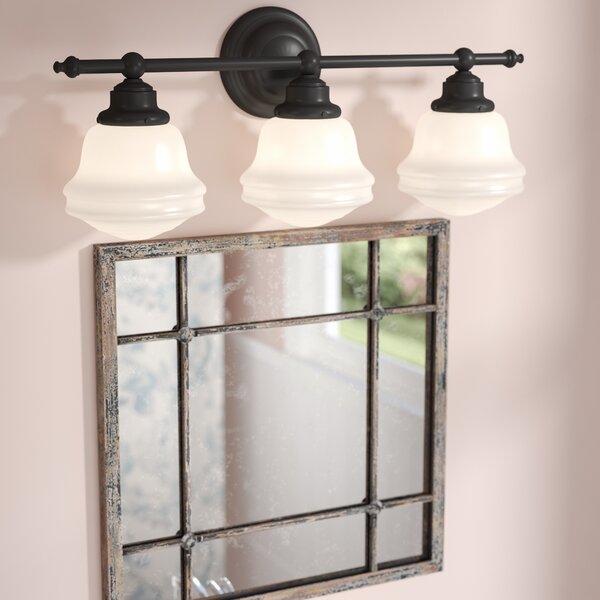 Margaree 3-Light Vanity Light by Laurel Foundry Modern Farmhouse