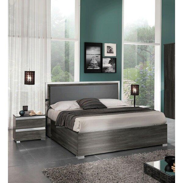 Orey Upholstered Standard Bed by Orren Ellis