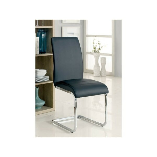Belchertown Upholstered Dining Chair (Set of 2) by Orren Ellis