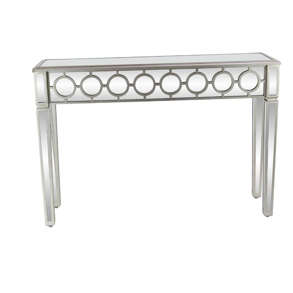 Barberry Modern Console Table by House of Hampton