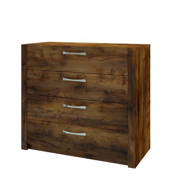 Fulford 4 Drawer Dresser by Brayden Studio