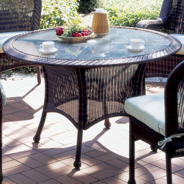 Panama Dining Table by South Sea Rattan