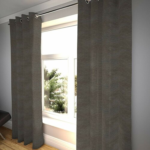 Ansley Blackout Thermal Curtains Ebern Designs Size per Pane