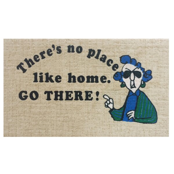 No Place Like Home Doormat by Home & More