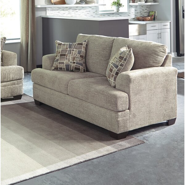 Online Shopping Mariel Loveseat by Millwood Pines by Millwood Pines