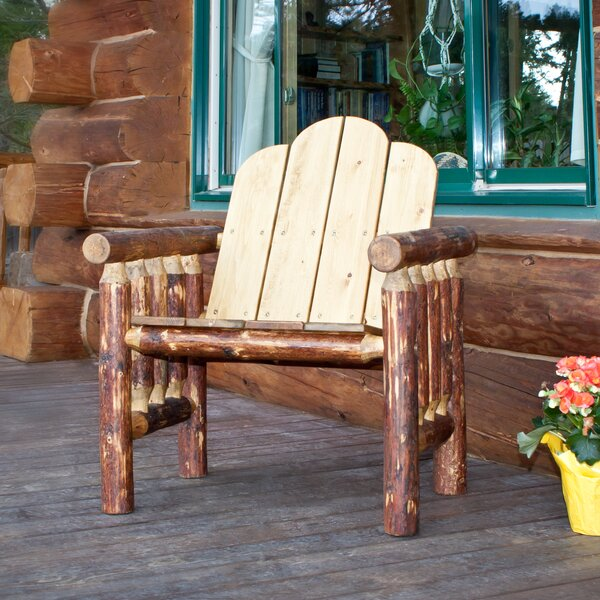 Tustin Deck Patio Chair By Loon Peak