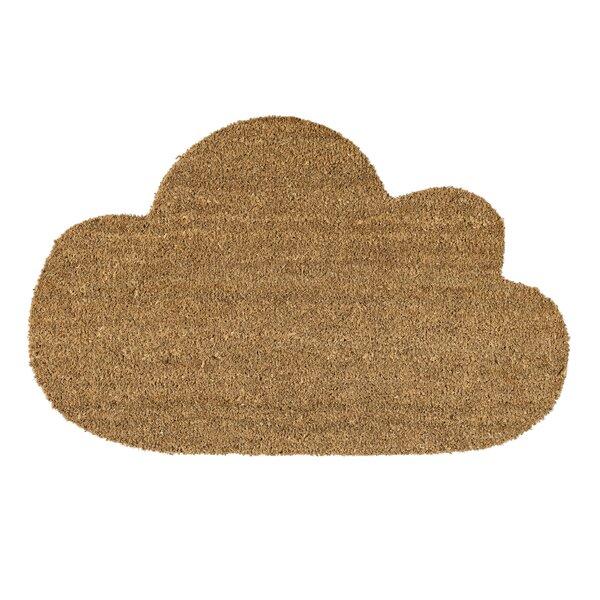 Avedon Cloud Shaped Doormat by Red Barrel Studio