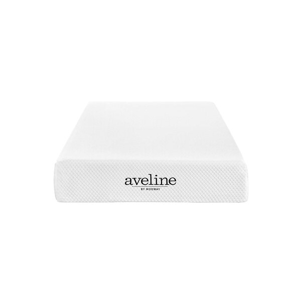 Aveline Plush Memory Foam Mattress by Modway
