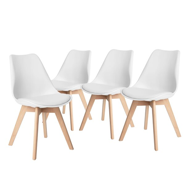 Cristiano Upholstered SideChair (Set of 4) by Hashtag Home