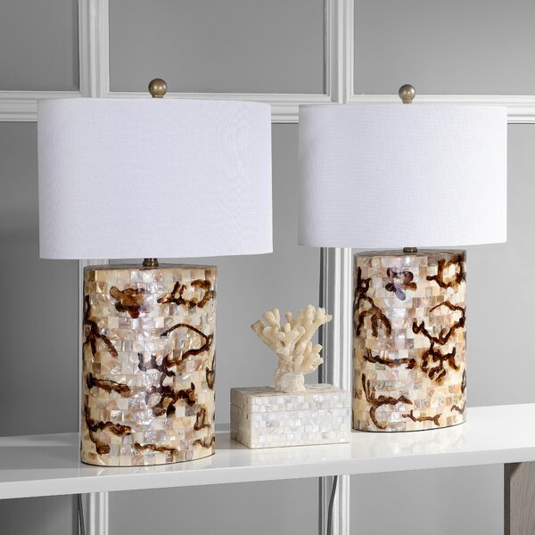Zuni 25 Table Lamp (Set of 2) by Safavieh