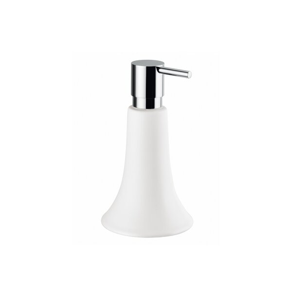 Bolt Soap Dispenser by WS Bath Collections