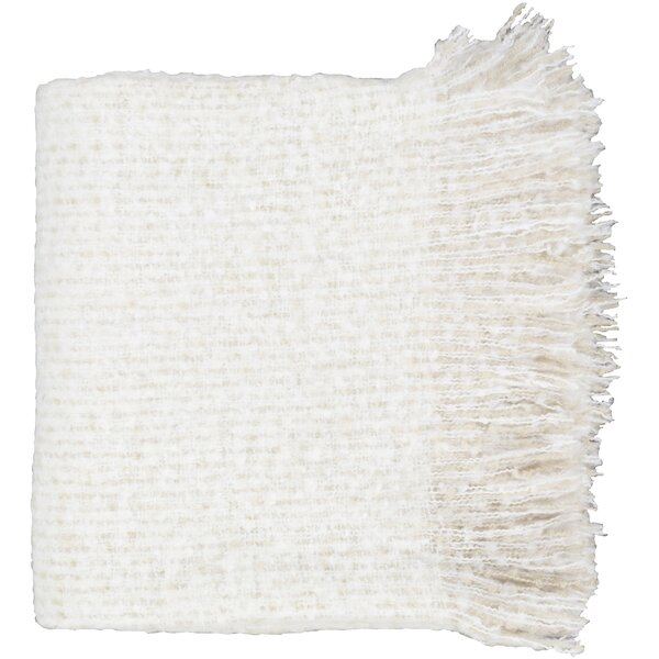 Richardton Throw by Laurel Foundry Modern Farmhouse