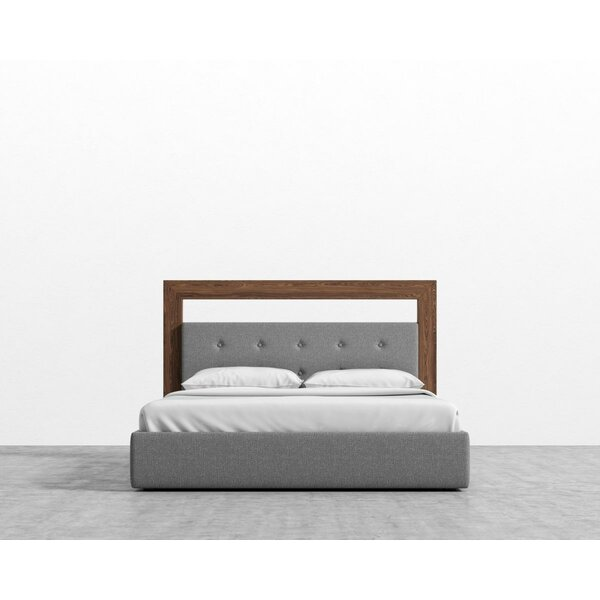 Benford Upholstered Platform Bed by Foundry Select