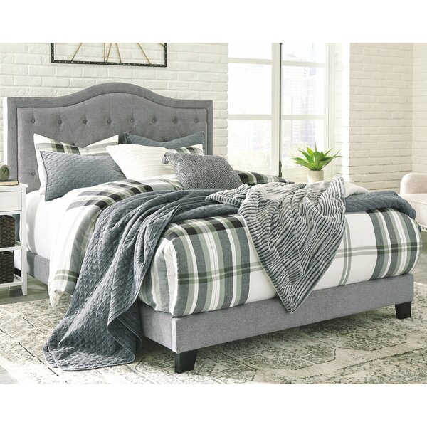 Hedgepeth Upholstered Standard Bed by Charlton Home