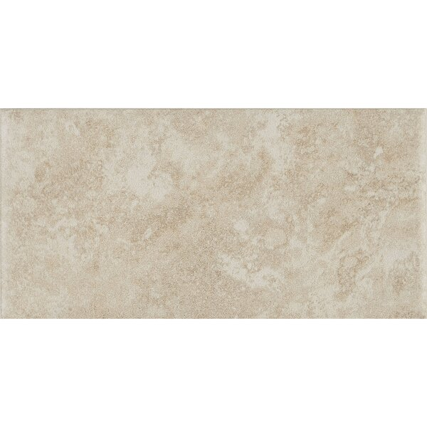 Cromwell 3 x 6 Ceramic Subway Tile in White Rock by Itona Tile