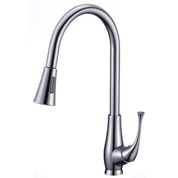 Pull Down Single Handle Kitchen Faucet By Royal Purple Bath Kitchen