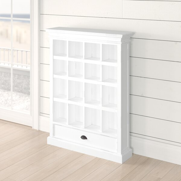 Amityville Cube Unit Bookcase by Beachcrest Home