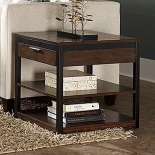 Best Huntsberry End Table ByBrayden Studio