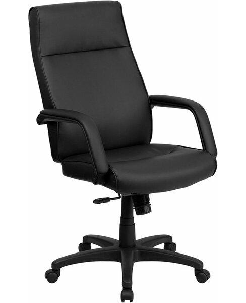 Mccrea High-Back Executive Chair by Latitude Run
