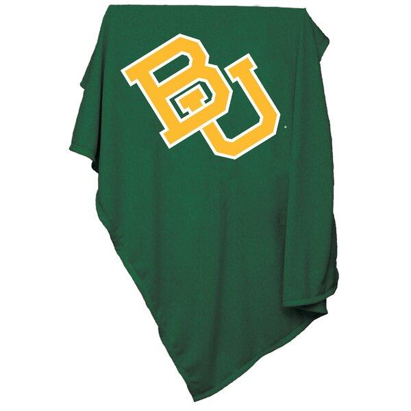 Baylor Sweatshirt Blanket by Logo Brands