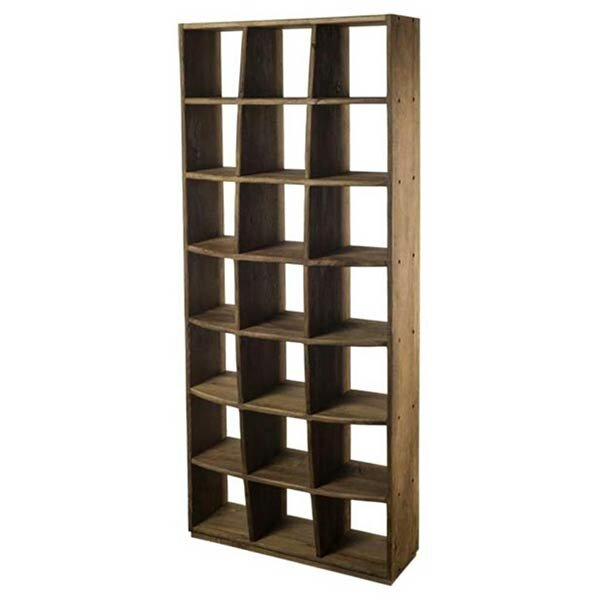 Cyrill Etagere Bookcase by Loon Peak