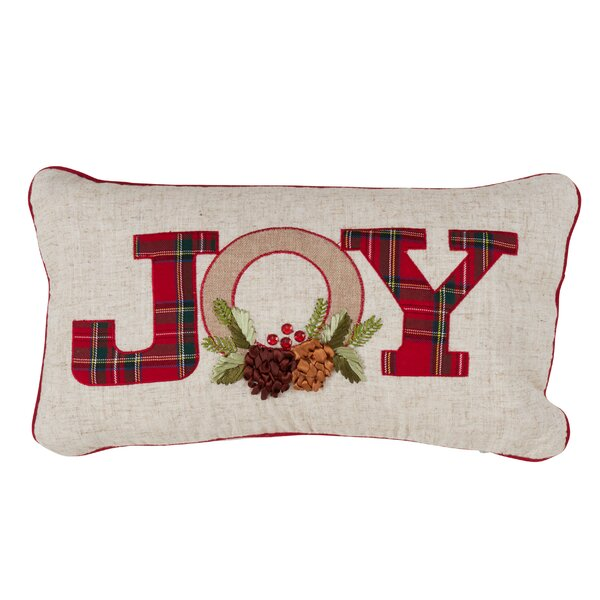 Pippin Holiday Plaid Decorative Lumbar Pillow by The Holiday Aisle