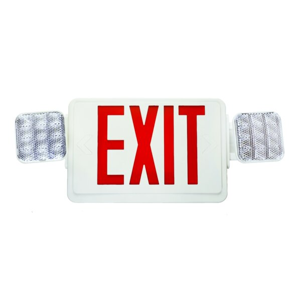 Led Emergency Exit Sign By Nicor Lighting.