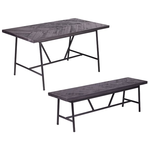 Halsguard 2 Piece Dining Set by Williston Forge Williston Forge