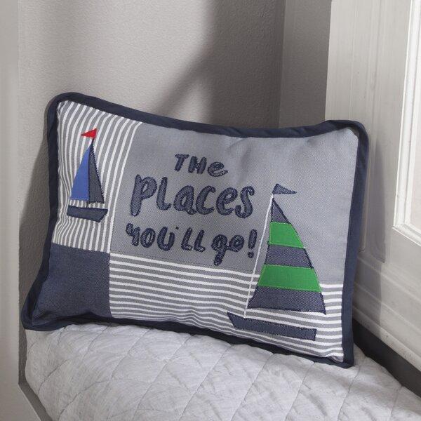 Regatta Lumbar Pillow by Lambs & Ivy