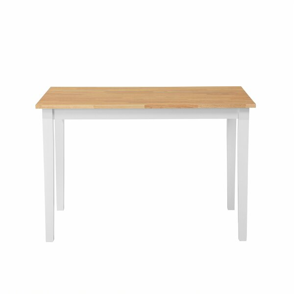 Seabrook Solid Wood Dining Table by August Grove