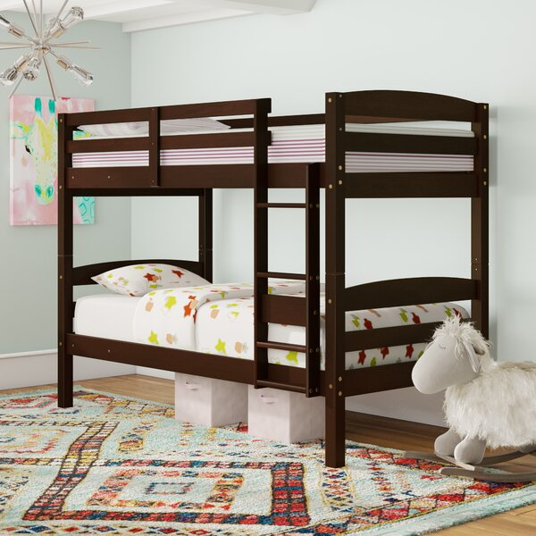 Lavone Twin over Twin Bunk Bed by Mack & Milo