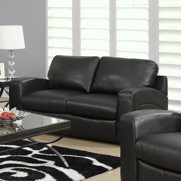 Loveseat by Monarch Specialties Inc.