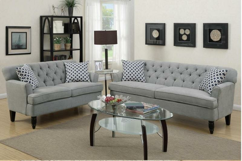 A&J Homes Studio Angel 2 Piece Living Room Set & Reviews | Wayfair